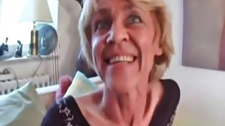 Mature German whore crammed in the keister