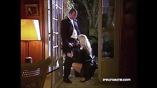 The Stunning Silvia Saint is Drenched in Cum