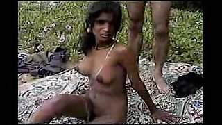 Desi Jungle Mein Mangal Hot Fuck in Group K O A