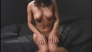 Sandra Romain Oiled Up Threesome