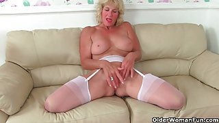 Britain's sexiest milfs: Molly Maracas, Amy and April