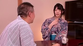 Religious Japanese girl introduced to the wonders & delights of sex