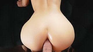 ANAL WITH MY BABYSITTER -WHEN WIFE IS NOT HOME