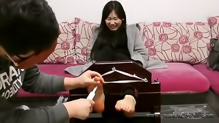 Asian tickle4
