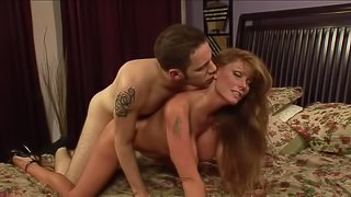 Darla Crane fucks with hardcore Wolf Hudson