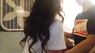 Young College Girl Sexy Fuck at home