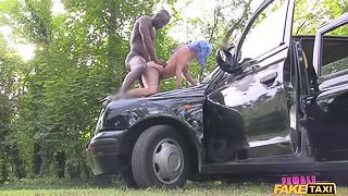 Sexy Emo Chick in Anal Cab Fuck