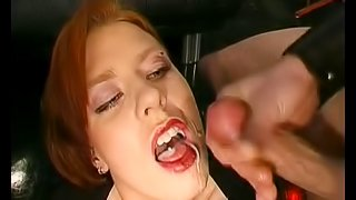 Yuna enjoys the hard lengthy cock penetrating her tight anal roughly