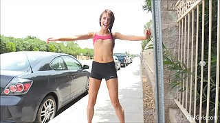 Anyah in Going to Her Limits Scene 2 - FTVGirls