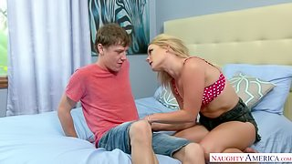 Lisey Sweet,Rion King My Sister's Hot Friend