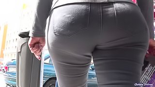 Spanish candid asses PAWGs and curvy women from GLUTEUS DIVINUS