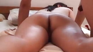 Cute amateur girl first time anal sex