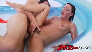 Amara Romani Gets Fucked Hard in All her Holes
