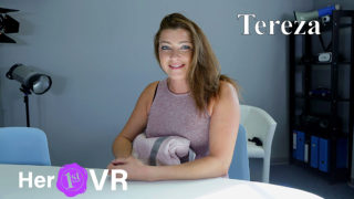 Tereza - First VR Casting