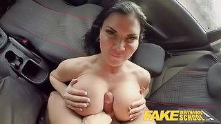 Fake Driving School Sterling Cooper Turns Table on Jasmine Jae