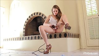 Misty in Misty's Sensual Ways Scene 2 - FTVGirls