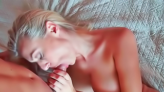 Natalia Starr having fun while sucking cock and getting fucked