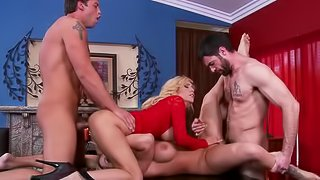 Swapping The Wives Tasha Reign and Tyler Faith in Swinger Foursome