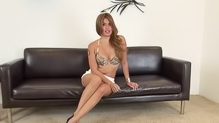 No one's solo session is as hot as the Charmane's is!