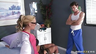 Special treatment for hot patient