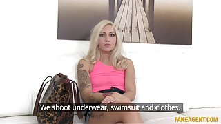 Vanessa Sweet in Amateur Tattoo Babe Loves Cock - FakeAgent