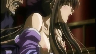Princess anime gets fucked by a perverted priest
