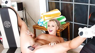 Bree Olson in My Workout Video