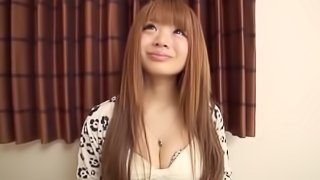 Glorious Japanese Babe Serves A Yummy Blowjob In A POV Video