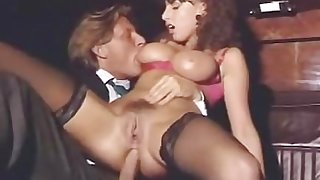 Sarah Young - sex in the limo