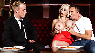 Sandra Star & Keiran Lee in Have You Been Served - Brazzers