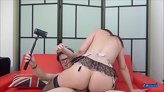 Bella Star Gets Hard Fuck On The Casting