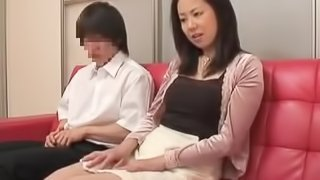 Mother and Step-Son Tempation 4