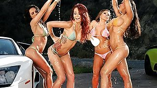 Kirsten Price takes her little...