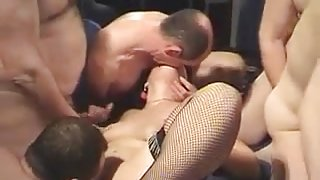 Kinky horny couples fucking silly together