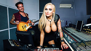 Kayla Green, Luke Hotrod in A Perfect Audition - DigitalPlayground