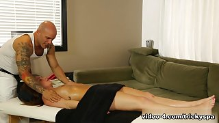 Maddy O'Reilly & Derrick Pierce in I Need A Fake Husband Video