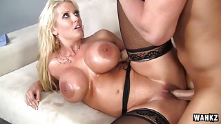 Alura Jenson & Christian XXX in If You Want To Keep Your Job You'll Fuck Me Hard - MyMilfBoss