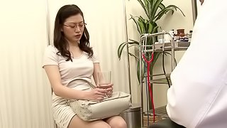 Japanese Doctor Fucks His Patient Doggystyle