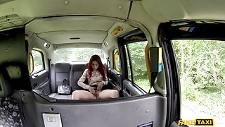 Monica in Cabbie Gets His Best Fuck in Years - FakeTaxi