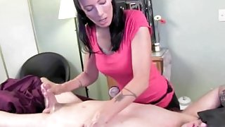 Masseuse With Happy Ending