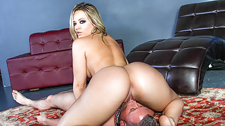 Alexis Texas,Jeremy Conway in Your Lips, My Ass: Glenn King's Favorite Ass Worship!, Scene #01