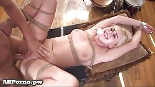 Dick Louise tied for depraved sex