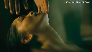 Dianne Doan Naked Tits While Cumming In 'Vikings' On ScandalPlanetCom