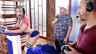 Kimber Lee & Sean Lawless in Two Can Play That Game - Brazzers