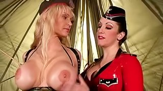 Latex Warfield with Anastacia Pierce and Jewell Marceau Plus Tanya Danielle