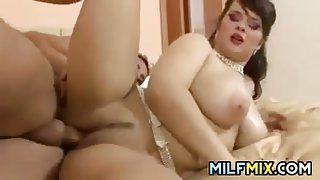 Curvy Mother Getting Fucked