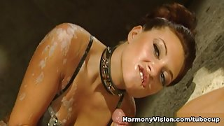 Renee Richards & Priva in Anal Fucking Four Way - HarmonyVision