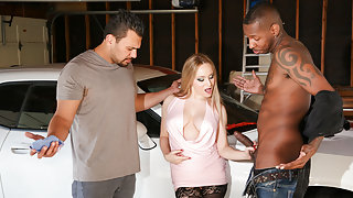 Aiden Starr, Jon Jon in Mom's Cuckold #14, Scene #01