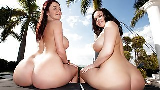 Emma Heart and Sophie Dee...