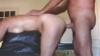 Fucking my 53 years Wife deep in her ass